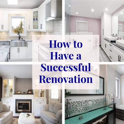 Cover art for How to Have a Successful Renovation