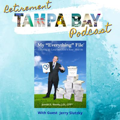 Cover art for The Importance of Retirement Planning with Jerry Slutzky