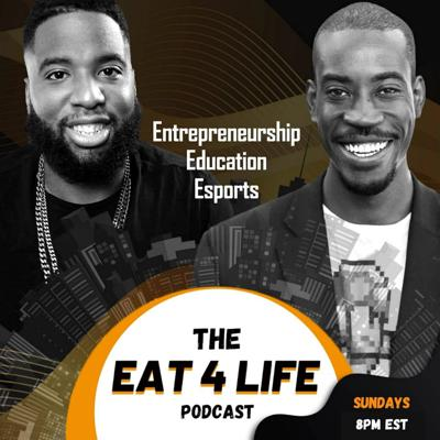 Cover art for The Eat 4 Life Podcast-Episode 26