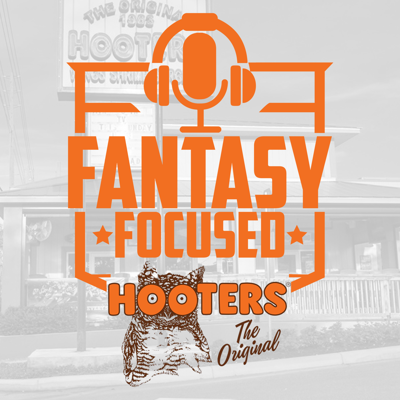 Cover art for Episode 158 - Week 17 DFS Picks - LIVE from Hooters 4th Street