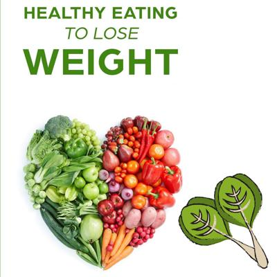 Cover art for How to lose weight by adapting healthy eating habits?