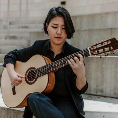 Cover art for An interview with Korean guitarist Bokyung Byun