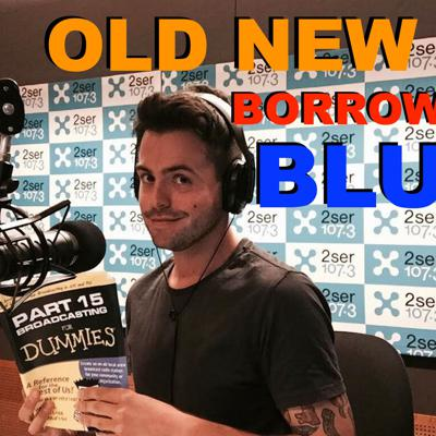 Old New Borrowed Blue
