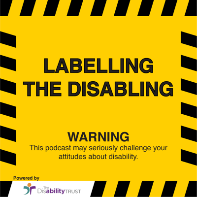Labelling the Disabling is a podcast hosted by sociologist and comedian Carol Heijo and Edward Birt, Chief Operating Officer from The Disability Trust.   Join Carol and Ed as they meet super interesting guests and explore the intersections between disability, human rights, social justice and the NDIS and find out how people are navigating the challenges of everyday life with a disability to get s#@! done.   This podcast is brought to you by The Disability Trust with the aim of better understanding what it is really like living with a disability in Australia today.