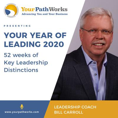 Your Year of Leading  - 2020