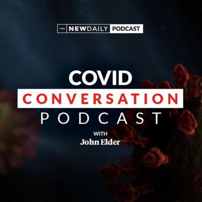 Cover art for DIY morality - The COVID Conversation
