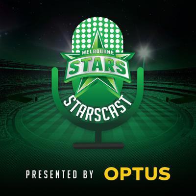 The Melbourne Stars podcast. Behind the scenes access into the stars family. Get to know the players, staff and Stars team a little bit better with our StarsCast podcast.
