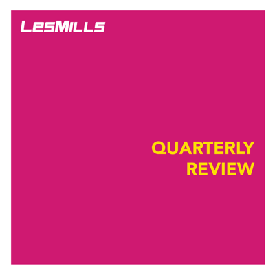Tune in every quarter as we review the releases you will see at the upcoming Quarterly Workshops. Join the Les Mills Asia Pacific (LMAP) crew as we quiz Instructors on their opinion of the latest releases and get their rating out of 5-stars.   Don't get mad – go to the Quarterly Workshops and decide for yourself!