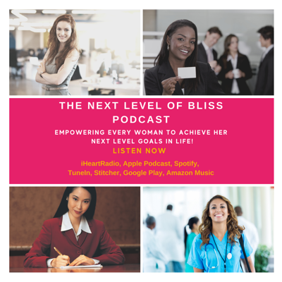 The Next Level of Bliss Podcast - with Alicia A.