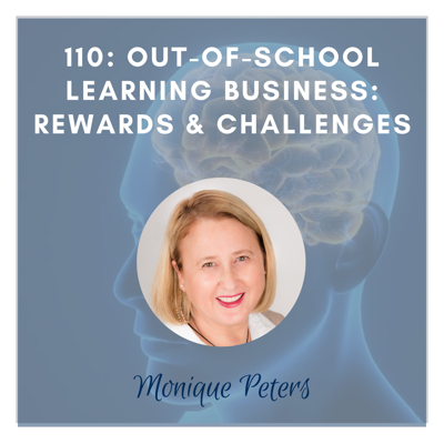 Cover art for Out-of-School Learning Business: Rewards & Challenges: Monique Peters