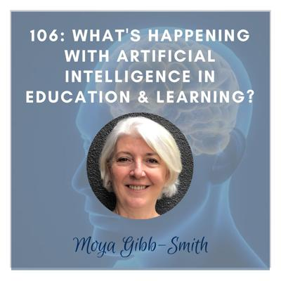 Cover art for What's Happening with Artificial Intelligence in Education & Learning?