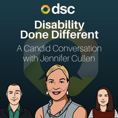 Cover art for Jennifer Cullen on...being a proud Aboriginal woman and CEO of Synapse