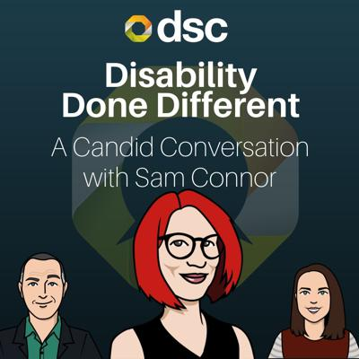 Cover art for Sam Connor on...being difficult