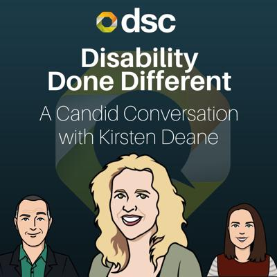 Cover art for Kirsten Deane on...fighting the good fight