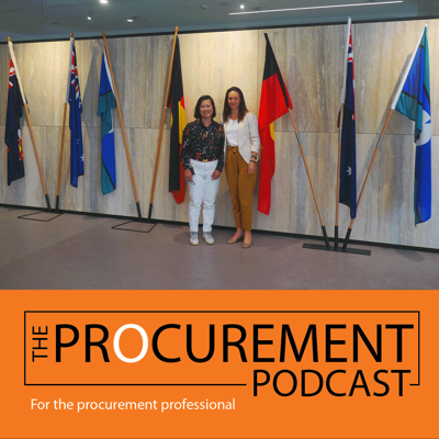 Cover art for Episode 006: Circular Economy Procurement with Myla Bulaon and Tania Lalor