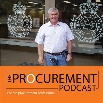 Cover art for Episode 002: Responsive suppliers in Government with Rod Lambert