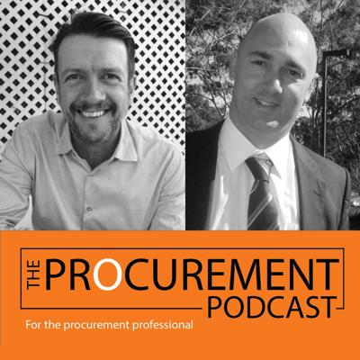 The Procurement Podcast is brought to you by Andy Franks and Christophe Barriere-Varju, two passionate procurement professionals.  Join us as we seek to uncover techniques and best practices from leading Procurement Executives and CxO of some of the largest and complex private and public organisations around the world.  As we ask the questions, these executives will present some of the challenges and approaches they have used to unlock some of their most difficult decisions across their organisations.  From insights to best practices, and from common sense approaches to specific methodologies, all will be revealed right here, on The Procurement Podcast.