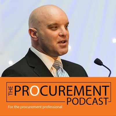 Cover art for Episode 011: The Role of Procurement in the Banking Industry with Tony Crane