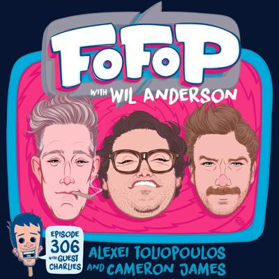 Cover art for FOFOP 306- World's Most Beautiful Podcaster