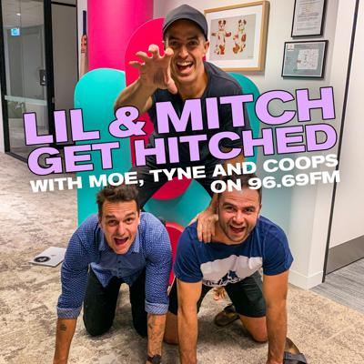 Lil & Mitch Get Hitched