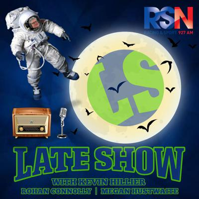 The Late Show with Kevin Hillier