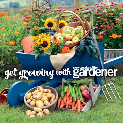 Get Growing with NZ Gardener