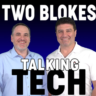 046 - CES 2012 Day 1 - The Two Blokes Talking Tech Look At Day 1 Of CES