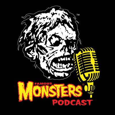 The official podcast for Famous Monsters of Filmland magazine. Living up to our classic and nostalgic roots while staying current and ahead of the curve, every episode features entertaining genre pop-culture conversations and interviews with top artists, stars, and filmmakers. Horror. Sci-Fi. Fantasy. Fun! Famous Monsters of Filmland Magazine is available to purchase at CaptainCo.com (http://www.captainco.com/collections/fm-magazine).