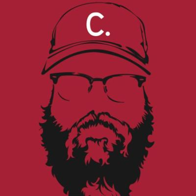 Cover art for C Dot Show with Reds Director of Baseball Research/Analysis Sam Grossman