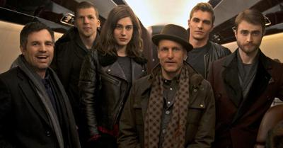 Cover art for Now You See Me 2 - review