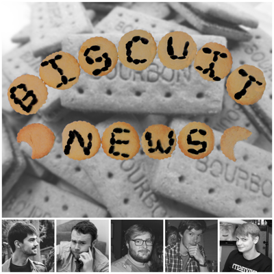 Cover art for Biscuit News: Christmas Special 2016