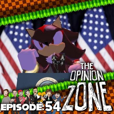 THE OPINION ZONE : A Sonic The Hedgehog Podcast