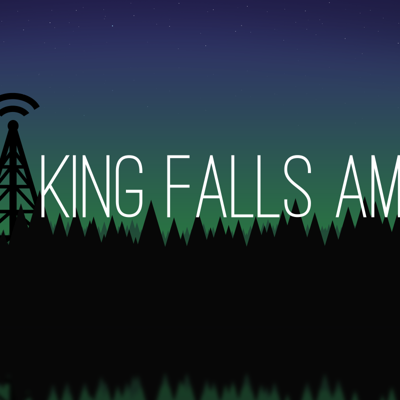 King Falls AM centers on a lonely little mountain town's late-night AM talk radio show and its paranormal, peculiar happenings and inhabitants. New shows available the 1st and 15th of every month! Be sure to start from Sammy's first show (May 1st, 2015) to stay up to date with all your King Falls favorites.