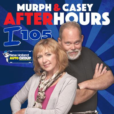 Can't get enough Murph & Casey on the morning show? Check out their daily After Hours podcast for an extended look into the latest happenings around the radio station, local news, and country music.