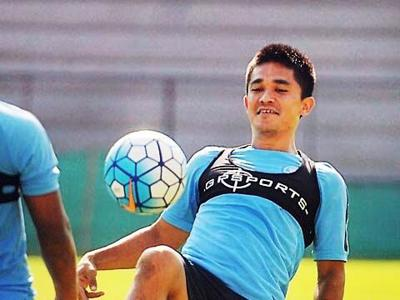 Cover art for 7: In conversation with Sunil Chhetri (Part II)
