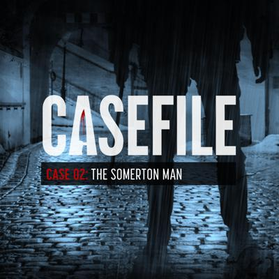 Cover art for Case 02: The Somerton Man