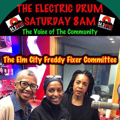 Cover art for ELECTRIC DRUM 04/21/18  ELM CITY FREDDY FIXER PARADE COMMITTEE