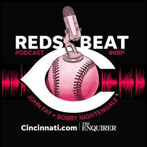 Cover art for 12: Reds Beat Podcast: Sho Time in Cincinnati