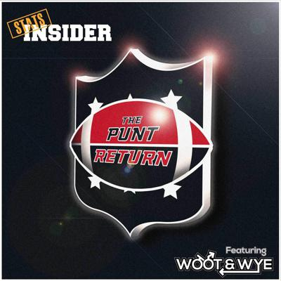 Cover art for 12: The Punt Return: Betting on the NFL - Week 12