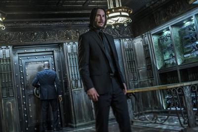 Cover art for JOHN WICK: CHAPTER 3 - PARABELLUM - New York Special Screening