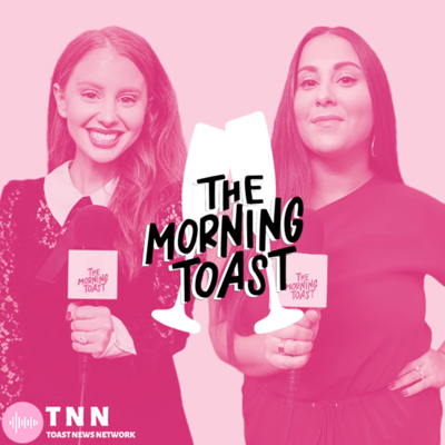 Take a bite out of The Morning Toast, weekdays with Girl With No Job & Jackie O.