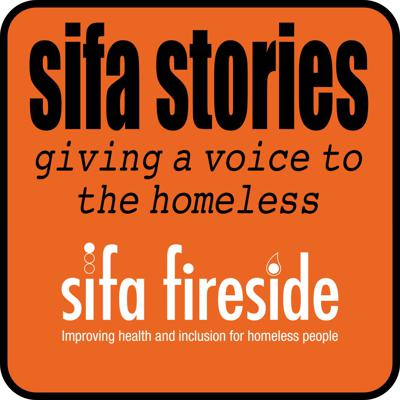 Sifa Stories - giving a voice to the homeless