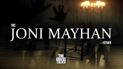 Cover art for The Joni Mayhan Story | The Grave Talks Revisited