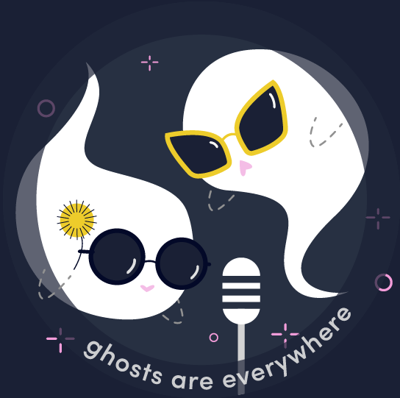Ghosts Are Everywhere