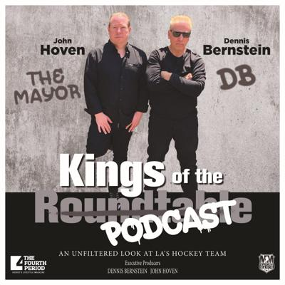 Cover art for 23: Kings Of The Podcast Ep. 17