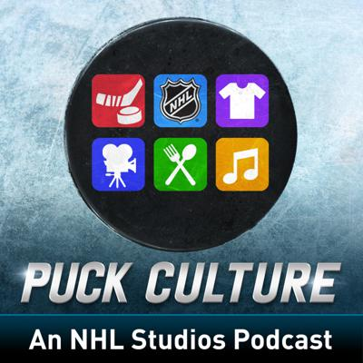 Join Jackie Redmond and her NHL Network friends each week as they cover all the top storylines and trending topics on and off the ice. Food, movies, music, comedy - if it intersects with hockey, game on. Tune in for interviews with celebrities, super fans, players and some of the game's biggest and brightest personalities. Puck Culture lives at the corner of hockey and pop culture, come visit and join the fun.