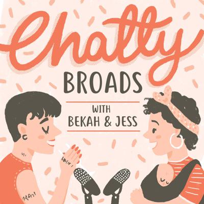 A couple of opinionated broads (Bekah Martinez and Jess Ambrose) hold nothing back in their arguably uncomfortable, occasionally serious, and undeniably funny chats ranging from Bachelor(ette) Recaps to sex to spirituality to breastfeeding and more.