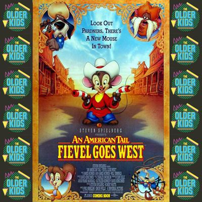 Cover art for 22: Fievel Goes West