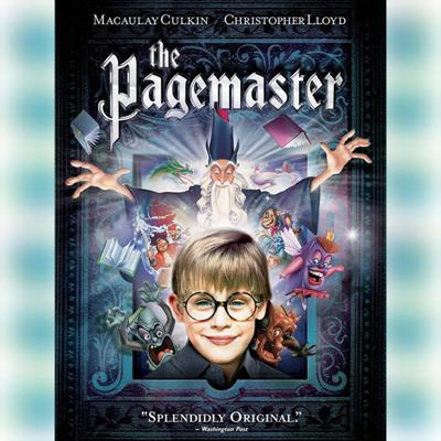 Cover art for 23: The Pagemaster