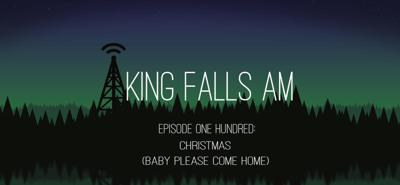 Cover art for Episode One Hundred: Christmas (Baby Please Come Home)